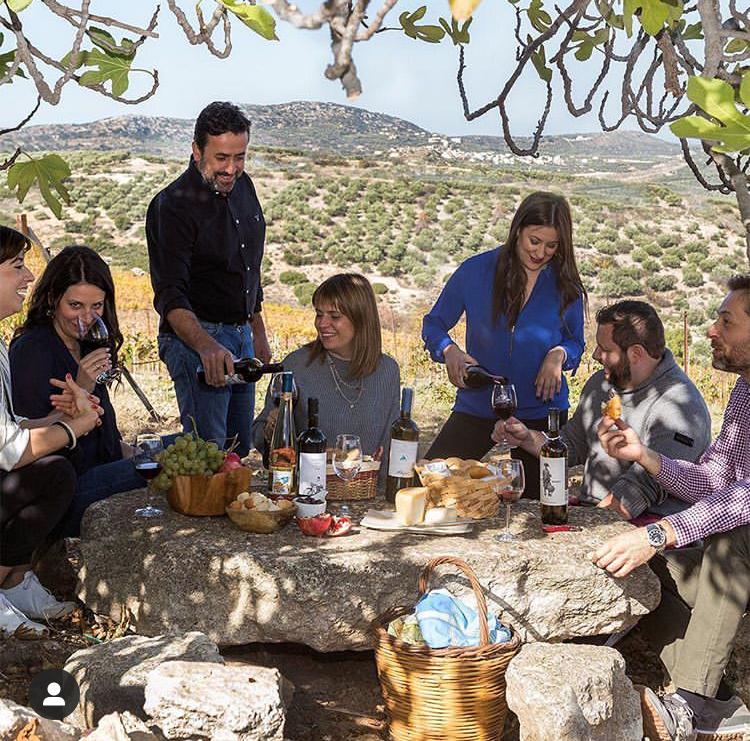 Kreta's nieuwe generatie wijnmakers
