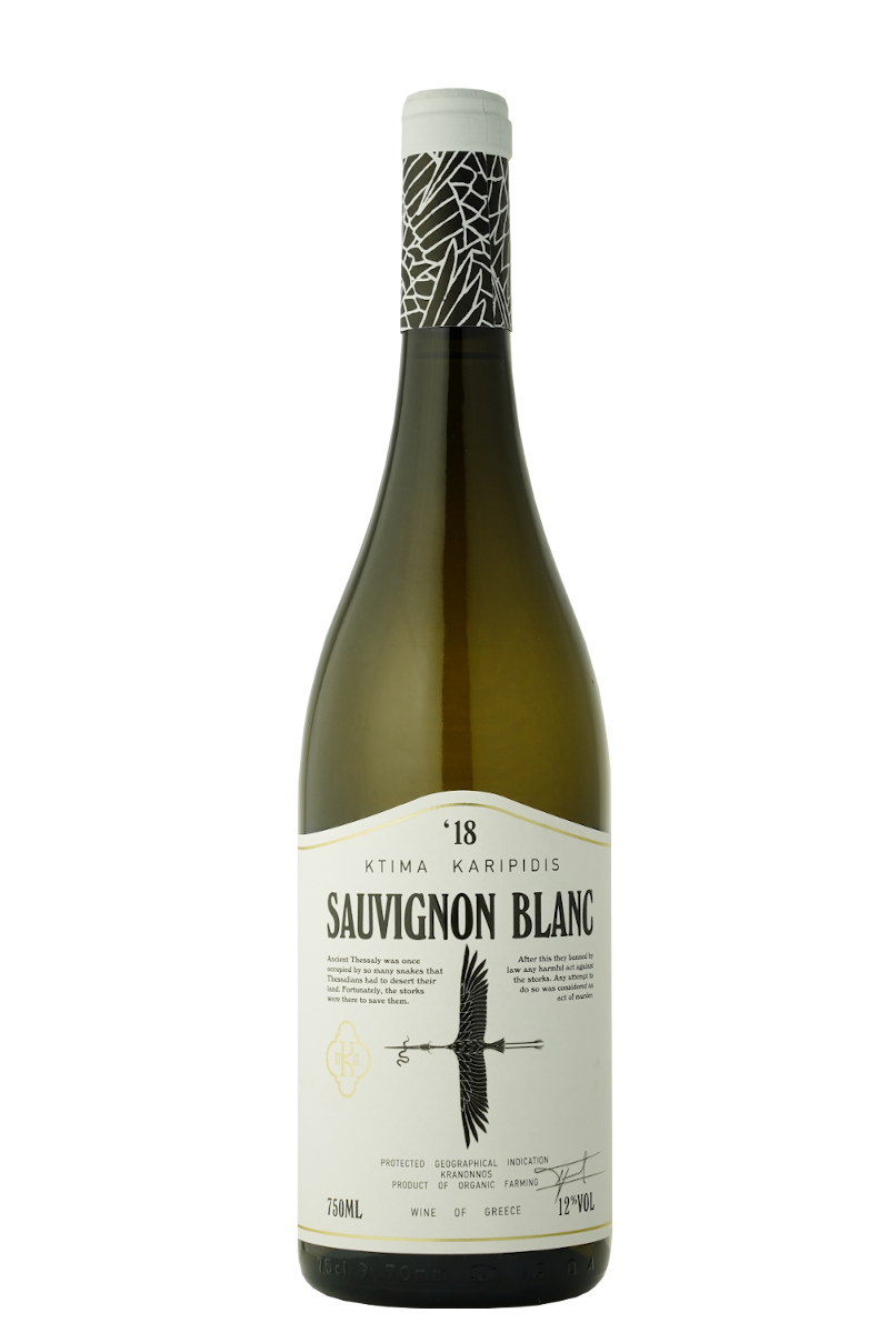 Karipidis Sauvignon blanc 2018