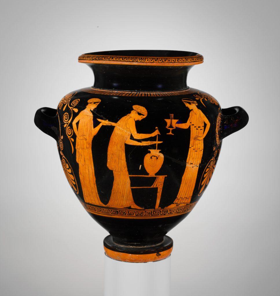 Griekse vaas 2