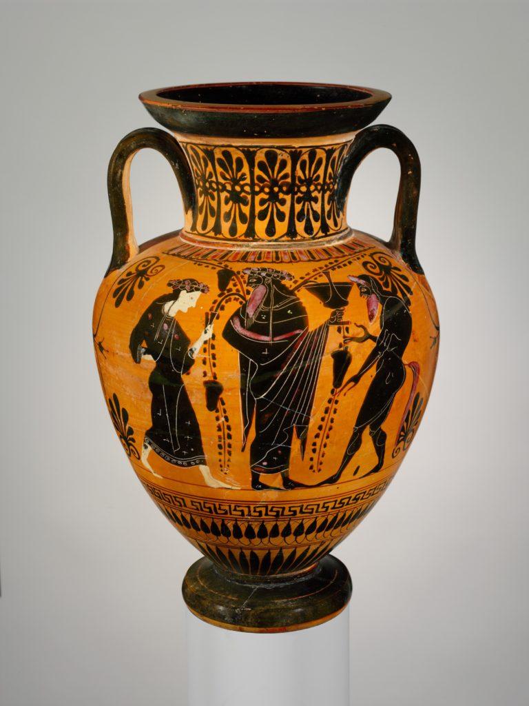 Griekse vaas 1