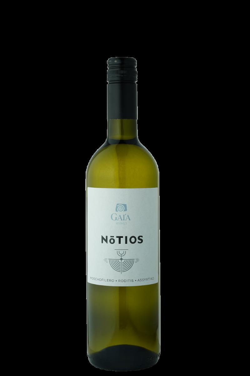 Gaia wines Notios wit