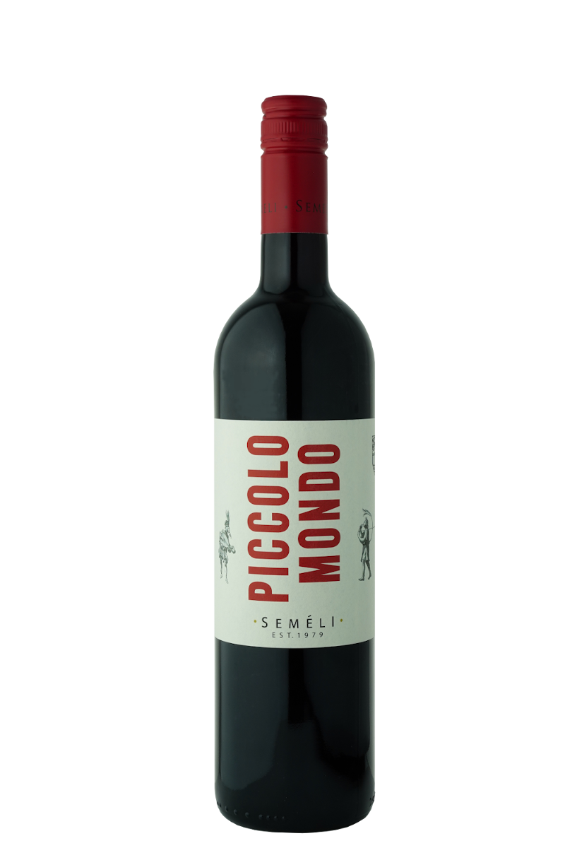 Semeli Piccolo Mondo rood