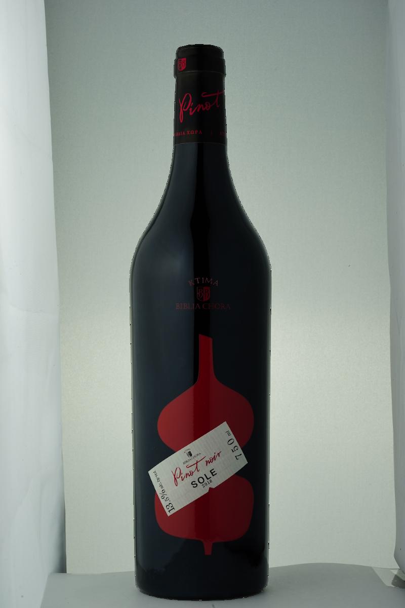 Biblia Chora Pinot Noir 2018