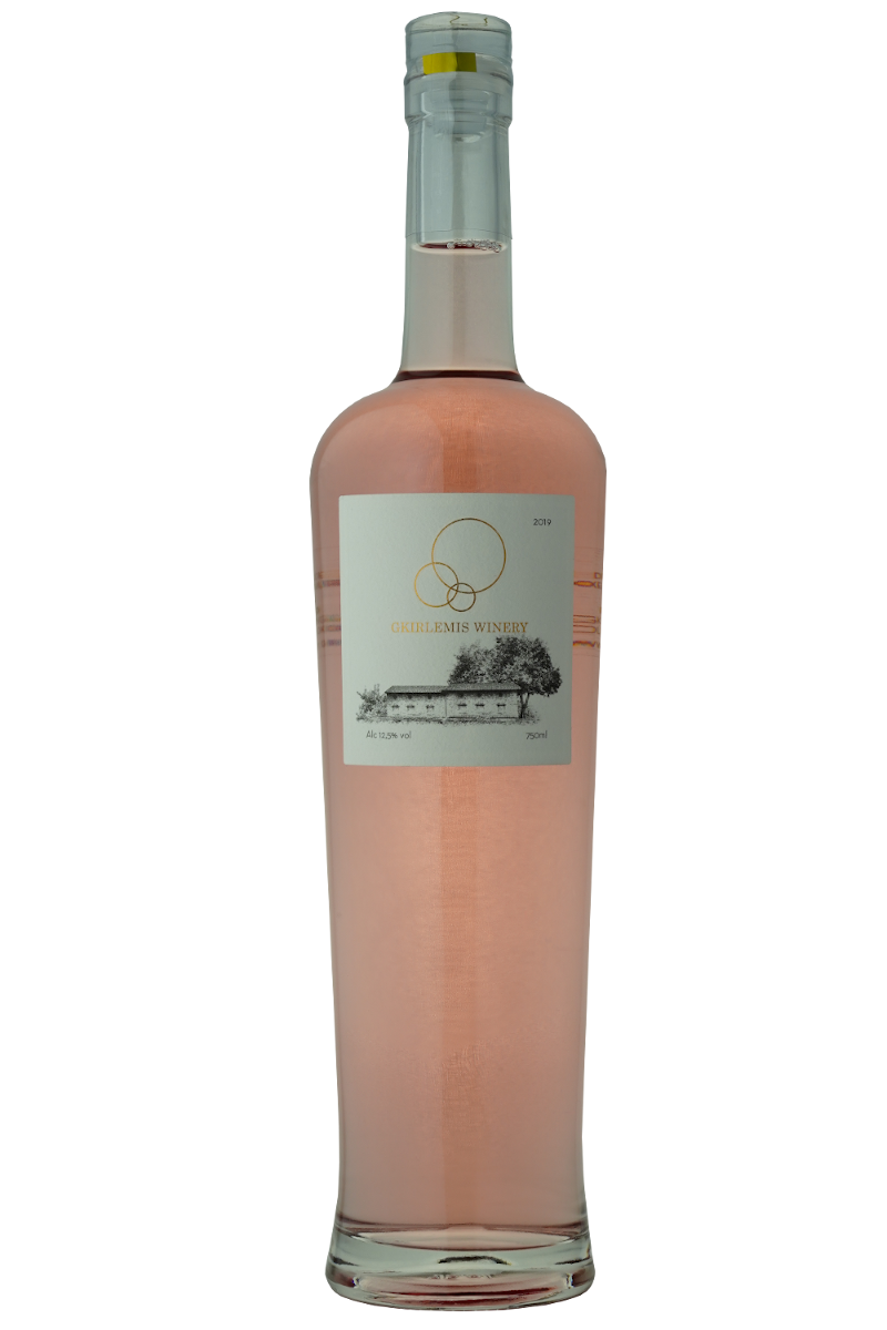 Gkirlemis winery rose 2019