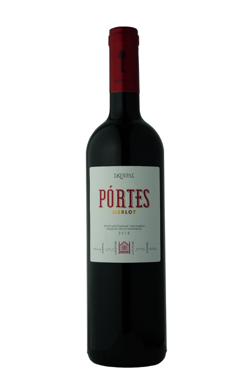 Skouras Portes Merlot 2018