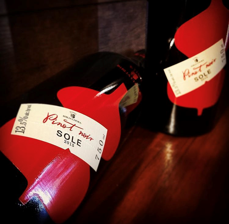 Bilbia Chora Sole Pinot Noir