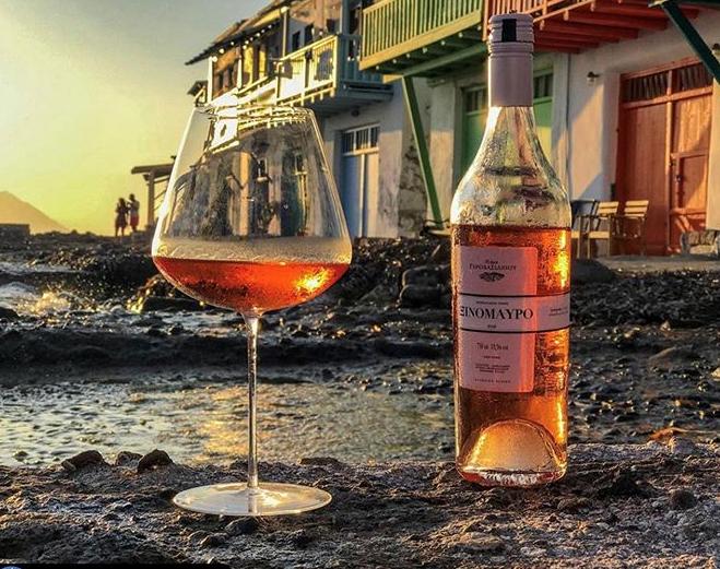 Gerovassiliou Rosé Xinomavro griekse wijn