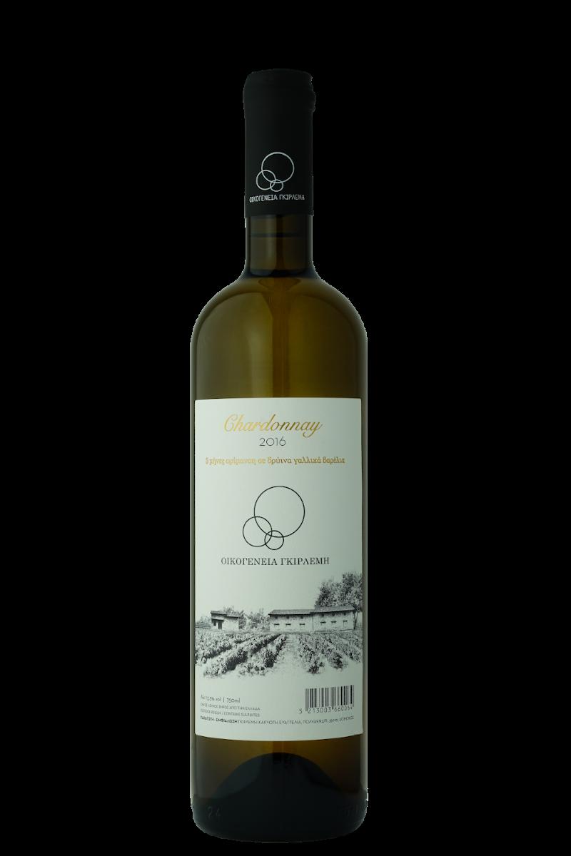 gkirlemis Chardonnay 2016