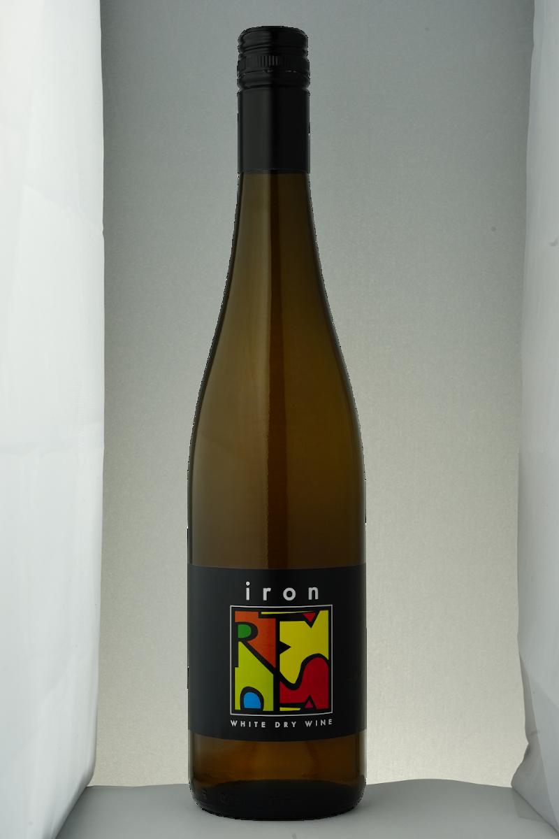 Iron white dry wine
